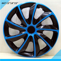 100% New ABS /PP Material Noctilucous Two Color Car Wheel Cover Night Use Car Wheel Cover