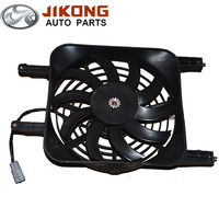 auto parts air conditioning condenser fan for BYD F3