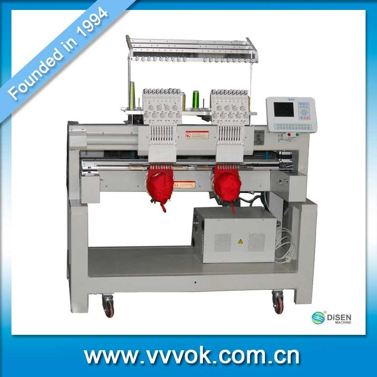 Swf embroidery machine in korea