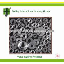 auto part steel spring retainer