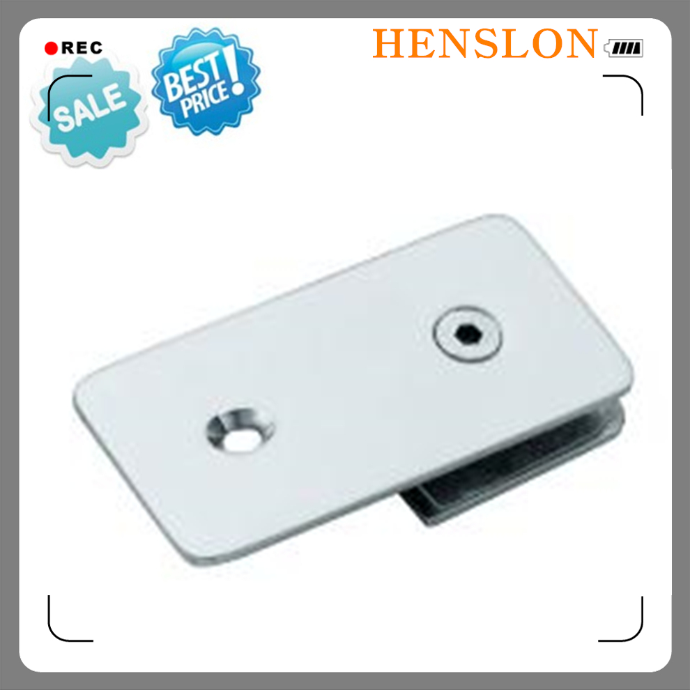 china high quality glass cabinet door clip