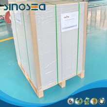 Matte coated art paper for offset printing paper mill with perfect from china