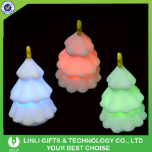Colorful Christmas Tree Led Glow Night Light Made In China
