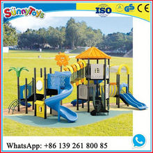 Children's park playground outdoor on sale crazy selling kids plastic outdoor playgrounds