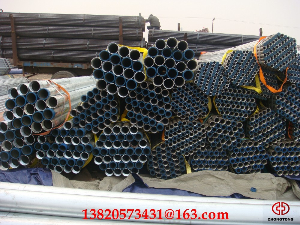 ASTM A53B Q235B steel pipe wholesale alibaba steel trading