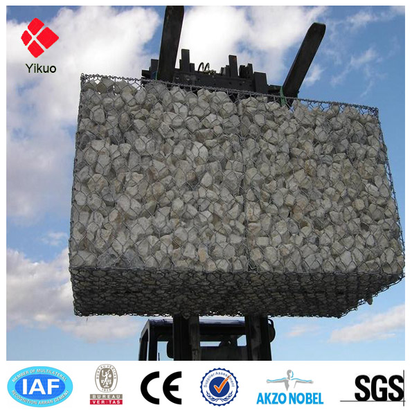Gabion / Gabion Mesh / Hexagonal Gabion Mesh From China Supplier