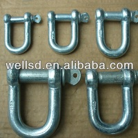 US TYPE BOW SHACKLE G 2150