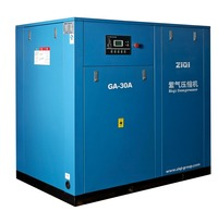 Super Works Belt Drive Screw Air Compressor Manufacture