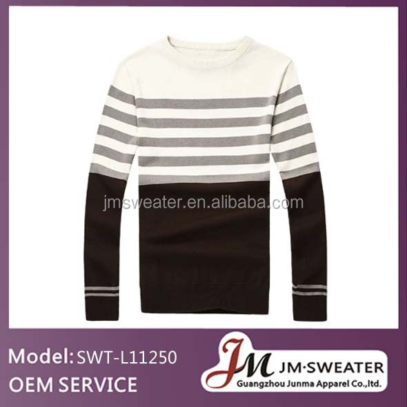 Discount professional ramie and cotton sweaters china manufacture