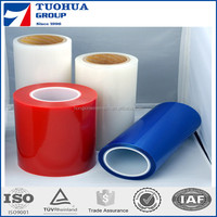 10mic-30mic LDPE Stretch Film,Transperent Pallet Stretch Wrap,Blue Shrink Wrap Film
