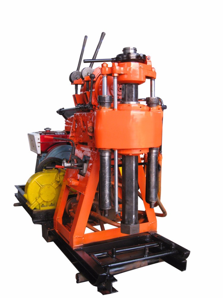 Low price mini water well drilling rig
