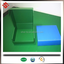 2015 pp packing used folding corrugated plastic reusable box