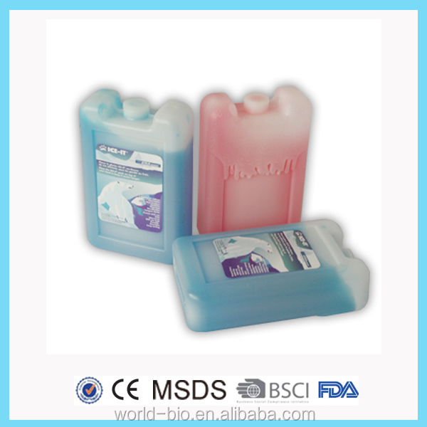 Freezer Gel Ice Box for Cold Chain Transport