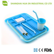 High Quality Autoclavable Dental Plastic Trays used to put dental instruments