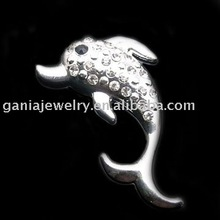 Fashion Jewerly Dolphin Brooch