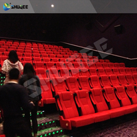 Popular film movie cinema product 3D 4D 5D movie 6D 7D ride film from China