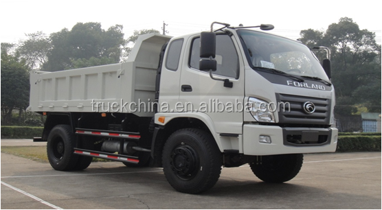 China Small Dump Truck For Sale
