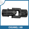 high quality custom made plain steel universal joint