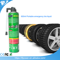 TPF tire sealer inflator repair spray 650ML free sample
