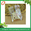 2014 clear opp bag with cute dog printing