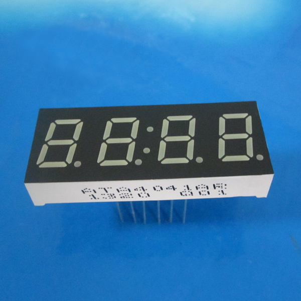 7 segment LED digital numeic display