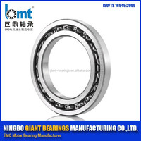6803 ZZ Thin Section Deep Groove Ball Bearings