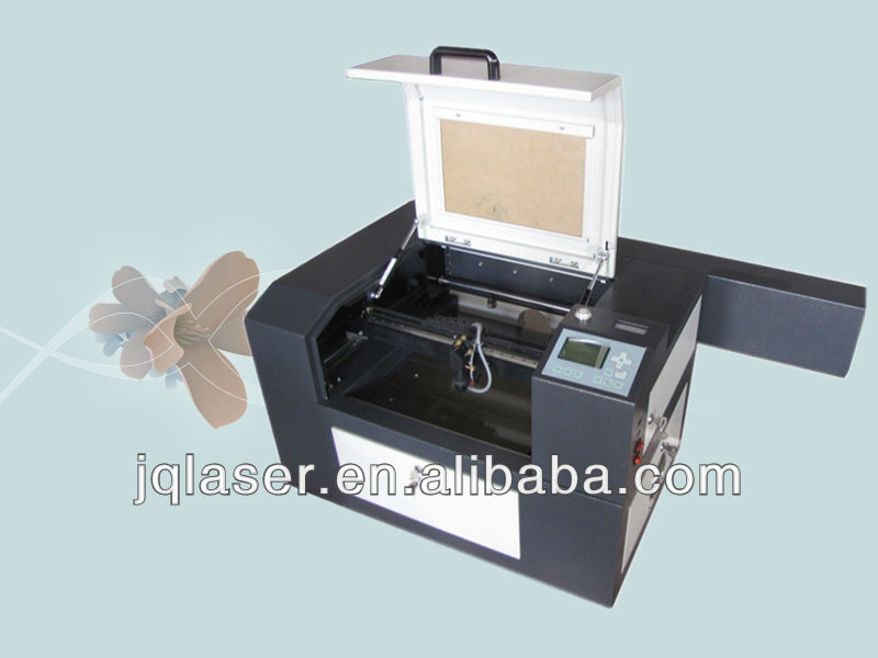 small models laser engraving equipment with water chiller cooling system