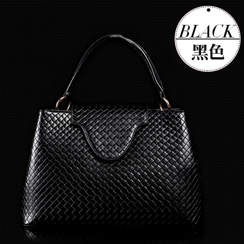 ladies pu leather bag korea new trendy European style custom-made handbag