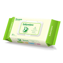 OEM Best Disposable Baby Safe Cleaning Wipes Moist Wipe Coconut Oil Online Offers