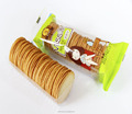 Onion flavor thin (Miss love) semi hard biscuit manufacturer