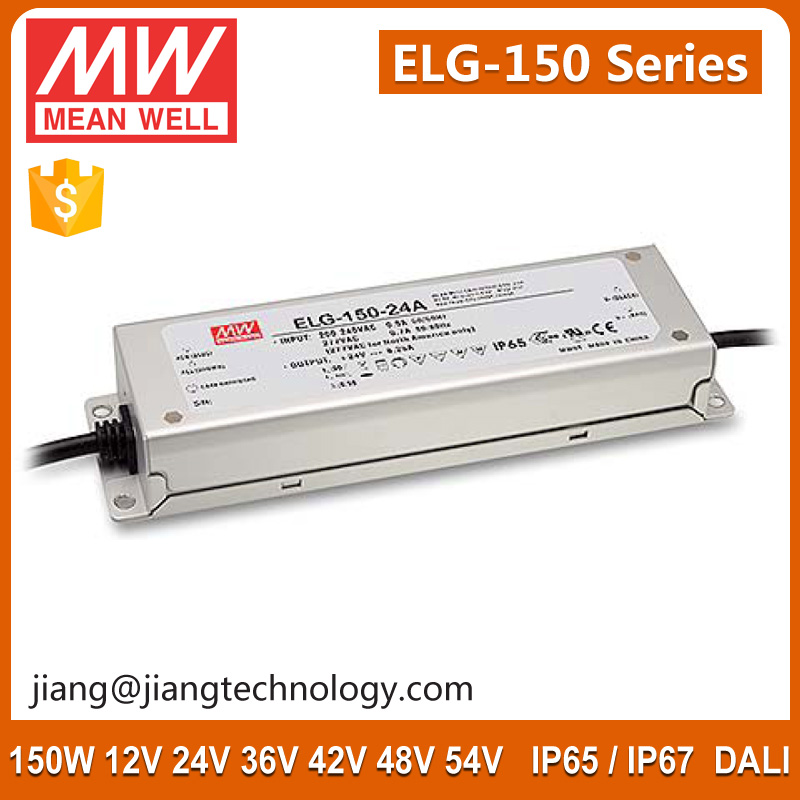 Mean Well LED Driver 150W ELG-150-36A Constant Voltage 36V Power Supply