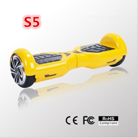 6.5 inch two wheels 36V 4400MAH battery electric self balancing scooter with CE FC ROHS/TRANSFORMER 2-Wheel Electric scooter