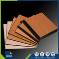 China supplier hpl-compact wood veneer compact laminate