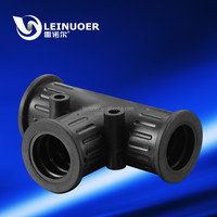 rubber tee fitting,t shape pipe fitting,3 way hose connector