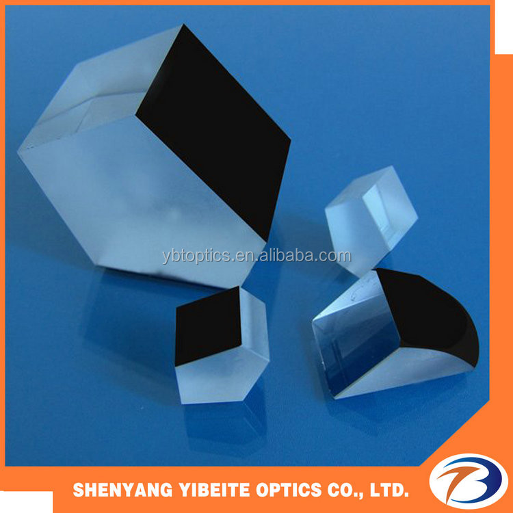 Optical glass prism N-BK7 half penta prisms made in China