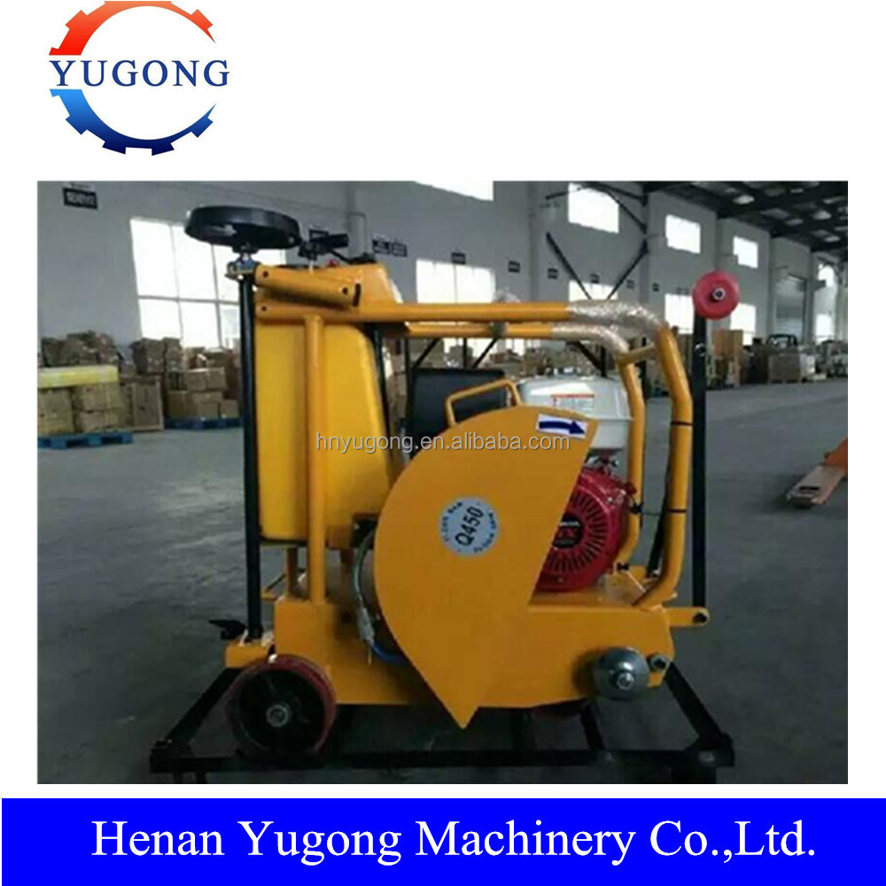 Asphalt Road Cutter Concrete Cutting Machine /Hand Held Concrete Cutting Saw