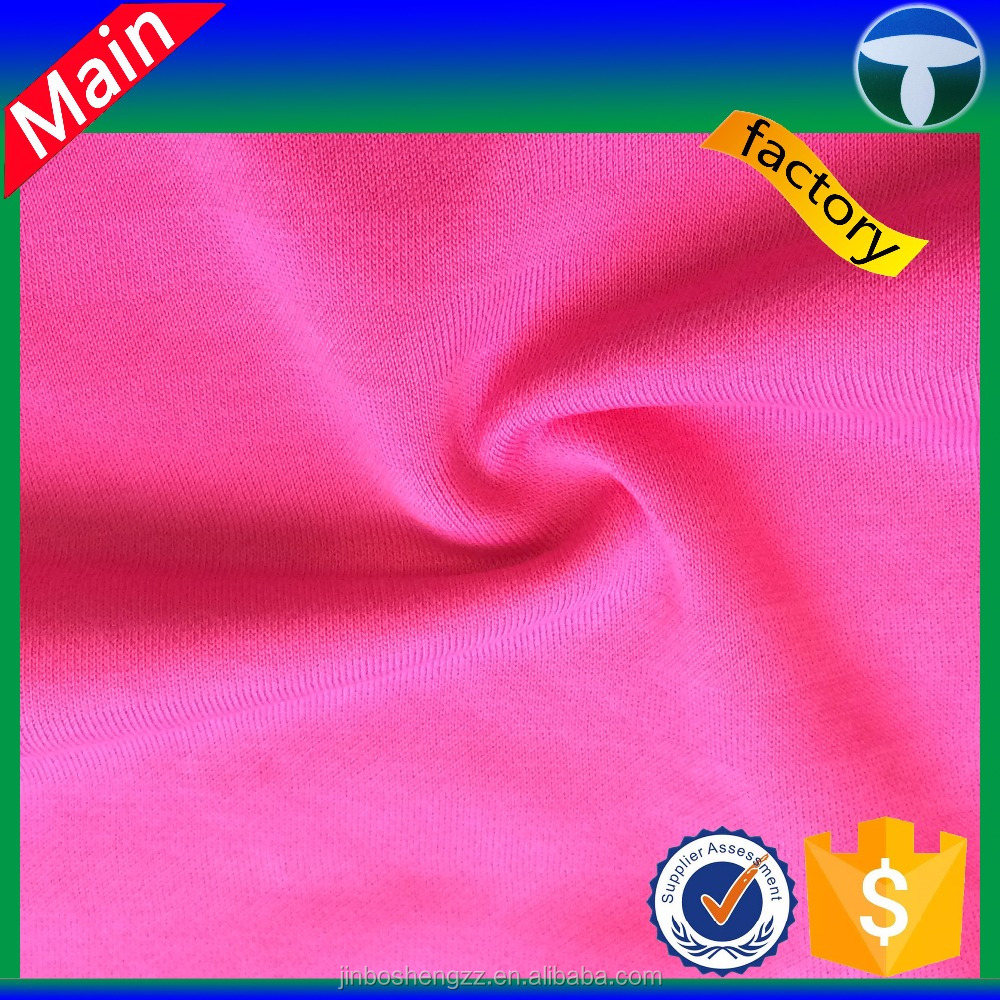 TC 1x1 rib knitted cotton twill fabric for clothing accessories