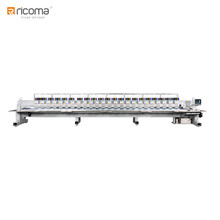 FHP-0924 RiCOMA high speed 24 head computerized embroidery machine