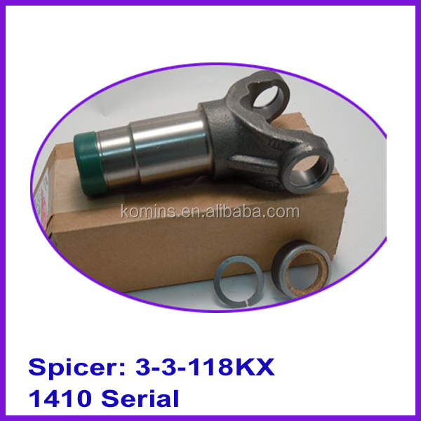 Spicer 3-3-118KX 1410 Serial Sleeve Yoke with Top Quality