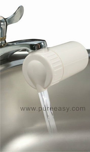 faucet water treatment
