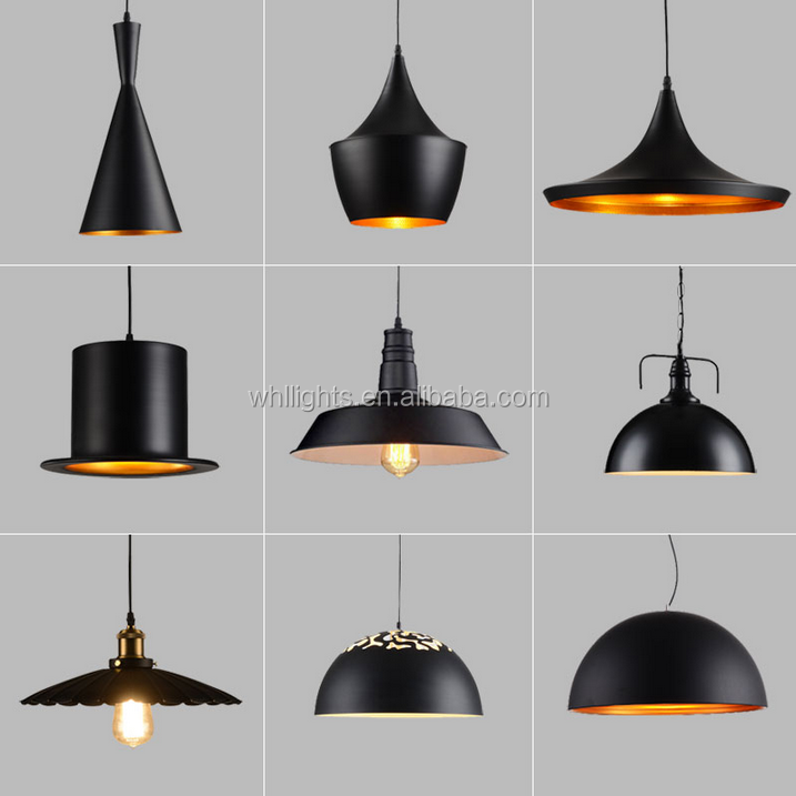 European Style Retro Classic Pendant Lights For Dining Room Lamp Art Led Droplight