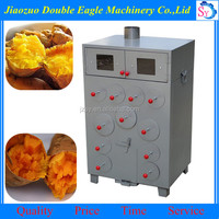 New style 8 holes fresh corn roaster machine/sweet potato grill machine For Sale