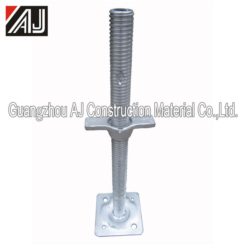 Guangzhou Adjustable Shoring Screw Jack for Construction