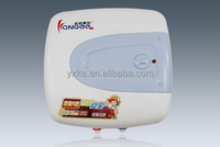 Mini Electric shower water heater/Square storage water heater with enamel tank