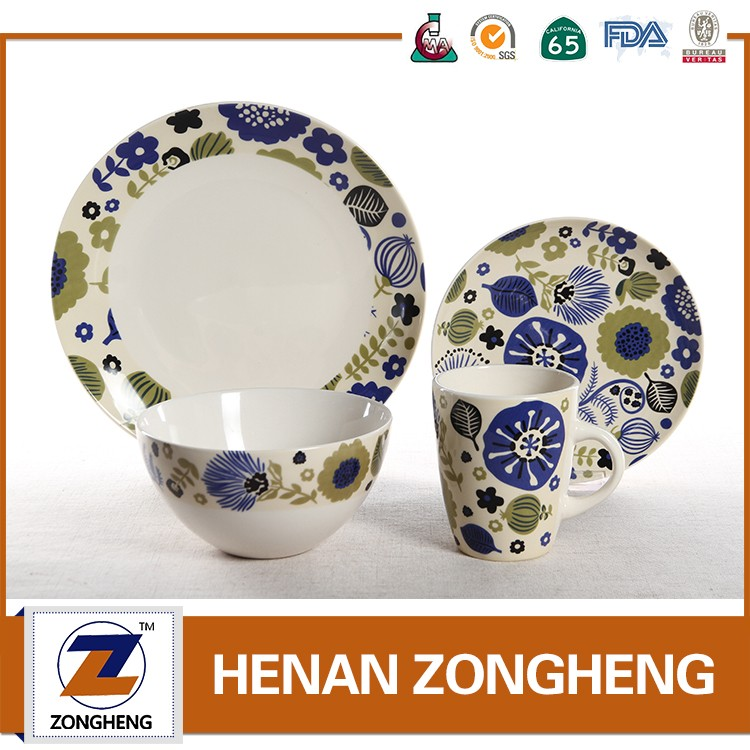 Grace Dinner Set in China,SEDEX CERTIFICATED Dinner Set,Ceramic Dinner Set/Tableware Dinnerware