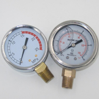 accurate oil filled pressure gauge calibration