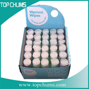 Gift box packed Nowoven Spunlace cleaning compressed towel material