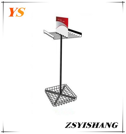 High Quality Metal Wiper Display Stand