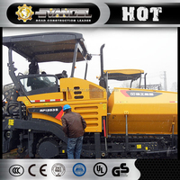 High Quality 183KW 12m Width XCMG RP1253S Concrete Asphalt Paver finisher Price