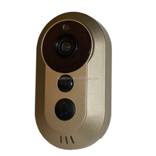 New products wifi network video door bell Wireless 1.0MG CMOS sensor WiFi Doorbell Camera